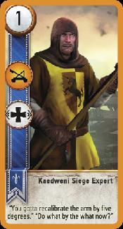 Kaedweni Siege Expert Image