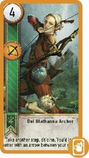 Dol Blathanna Archer Image
