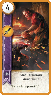 Clan Tordarroch Armorsmith Image