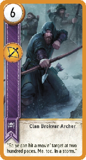 Clan Brokvar Archer Image