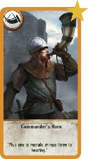 Commander's Horn Image
