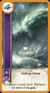 Skellige Storm Image