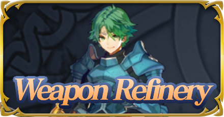 Weapon Refinery Tier List