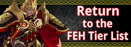 Return to the FEH Tier List