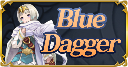 Blue Dagger