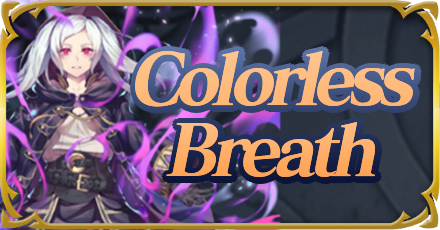 Colorless Breath