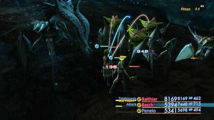 Antlions stage 44 Trial Mode