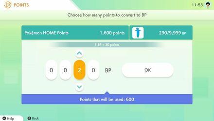 Exchange Pokemon HOME Points to BP.jpg