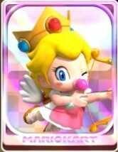 Baby Peach (Cherub)