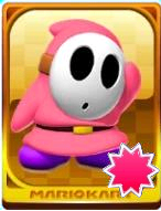 Pink Shy Guy