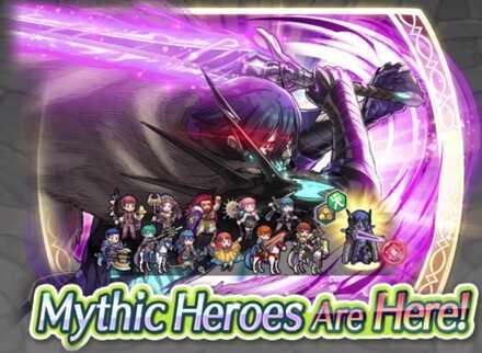 Mythic Heroes - Líf Banner