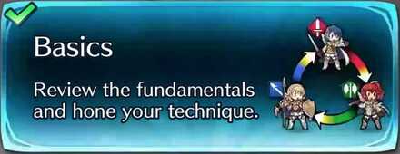 Tactics Drills Basics