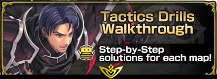 Tactics Drill Walkthrough