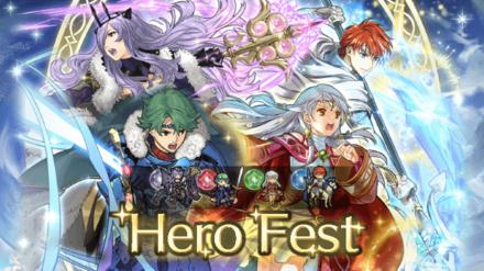 3rd Anniversary Hero Fest Part 1 Banner