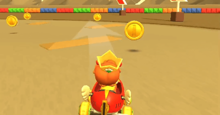 Road Humps and Coins (Choco Island 2R).png