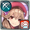 Faye - Drawn Heartstring Icon