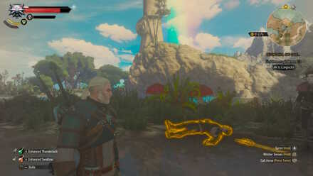 Witcher 3 Location Armor