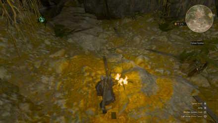 Witcher 3 Location Gesheft