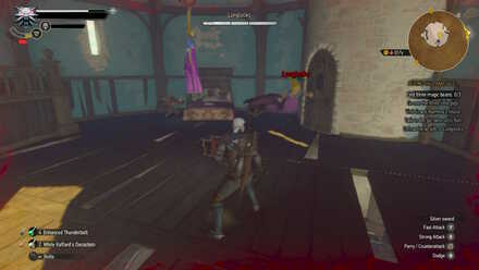 Witcher 3 Boss Longlocks