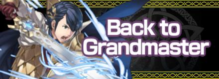 Back to Grandmaster