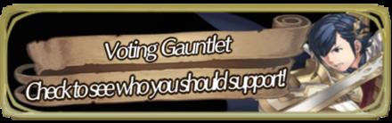 Voting Gauntlet