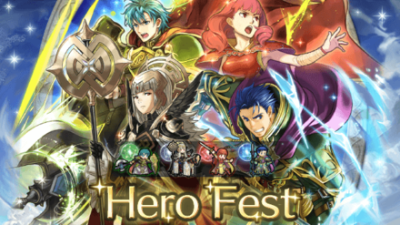 3rd Anniversary Hero Fest Part 2