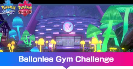 5th Gym Pokemon Sword