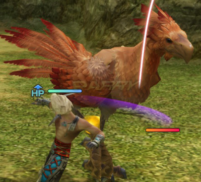 Red Chocobo FF12 Trial Mode