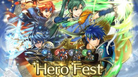 3rd Anniversary Hero Fest Part 3 Banner