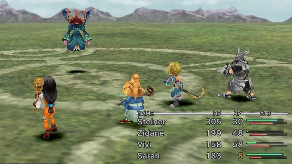 ff9 black waltz 2 boss fight