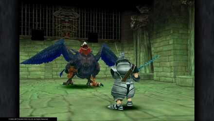 ff9 Griffin Mini-Boss Fight