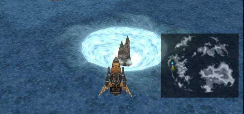 FF9 Water Shrine