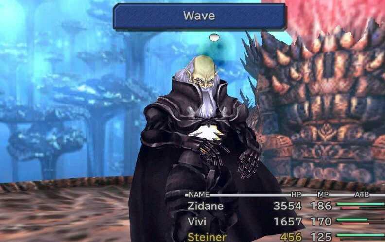 FF9 Wave