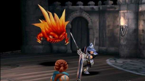 FF9 Steiner 3rd Battle