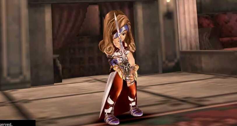 FF9 Beatrix