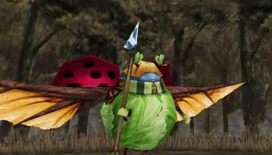 FF9 Ladybug