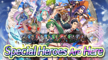 Double Special Heroes