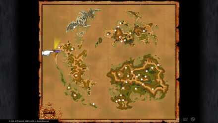 FF9 Forgotten Plains