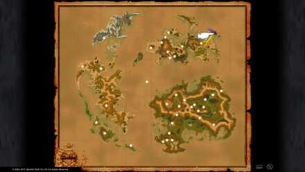FF9 Outer Island
