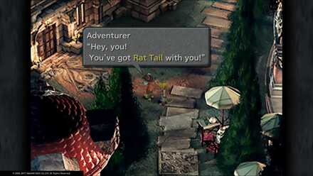 FF9 Rat Tail