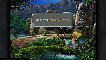FF9 Mocha Coffee