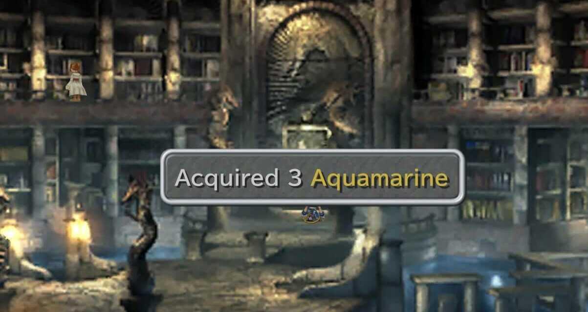 FF9 Aquamarine Maker