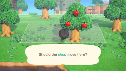 Nintendo Direct - Move Shops