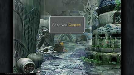FF9 Cancer