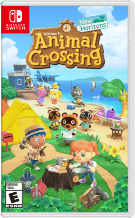 Animal Crossing Case