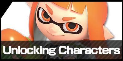 Unlocking Characters