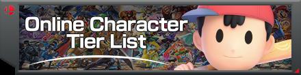 Smash Ultimate Online Tier List SSBU.png