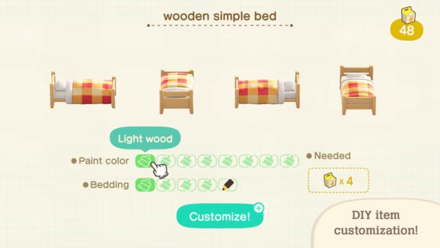 Nintendo Direct - Furniture Customization
