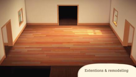 Nintendo Direct - House Upgrades Inner