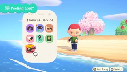 Nintendo Direct - Rescue Service